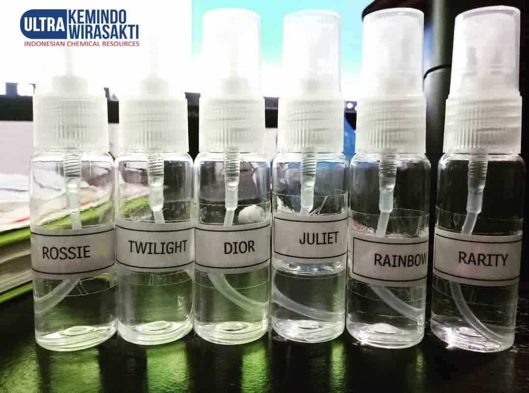 Aroma Wangi Parfum Laundry CV Ultra Kemindo Wira Sakti