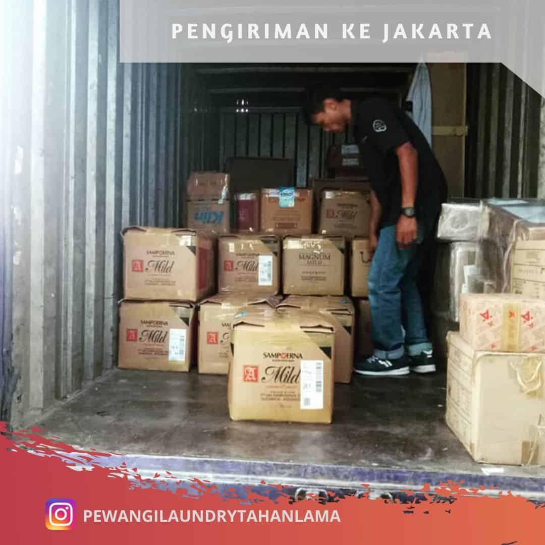 Pengiriman Parfum Laundry ke Jakarta