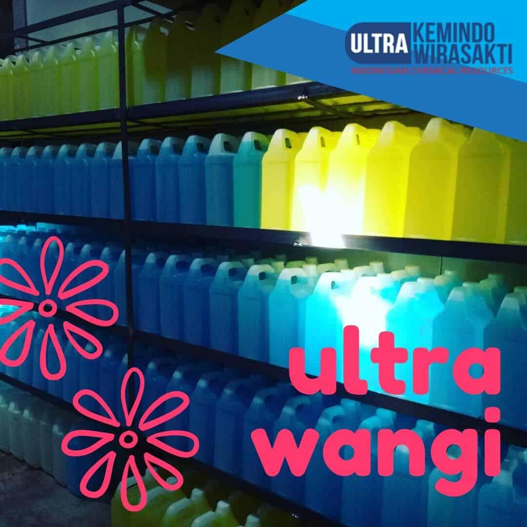parfum laundry ULTRA WANGI