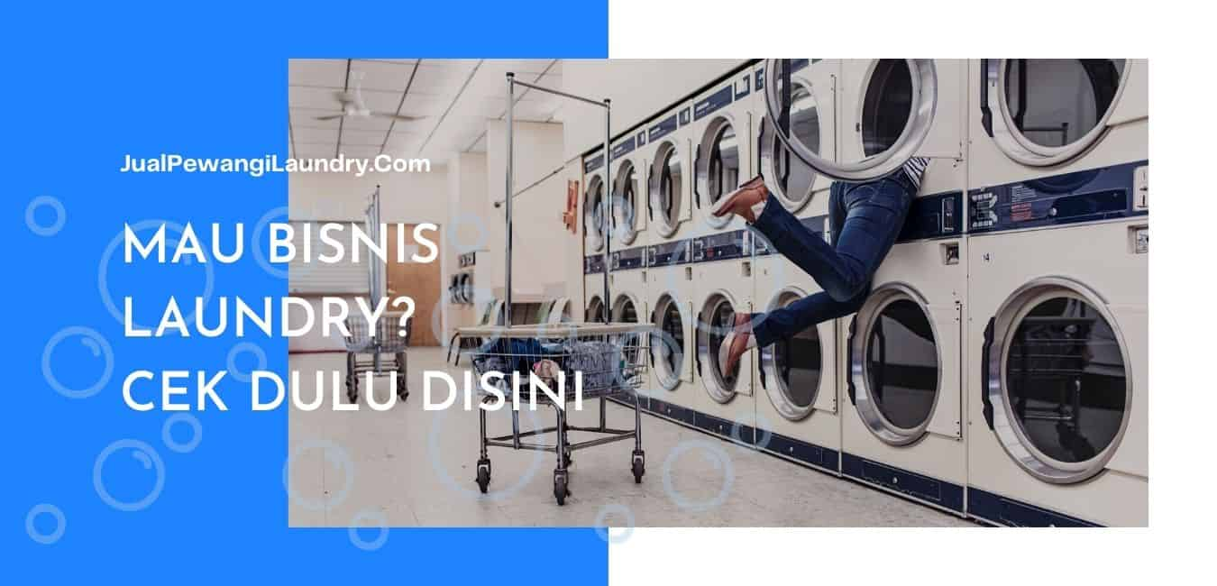 Mau Buka Usaha Laundry ? Yuk Cek Peluang dan Tantangannya
